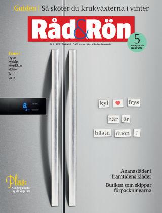 Råd & Rön 2017-10-31