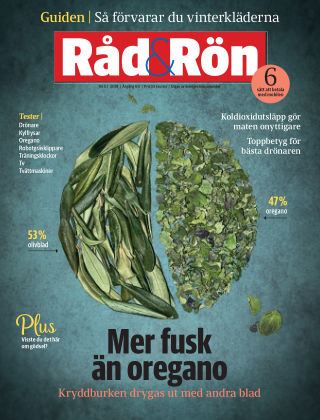 Råd & Rön 2018-03-27