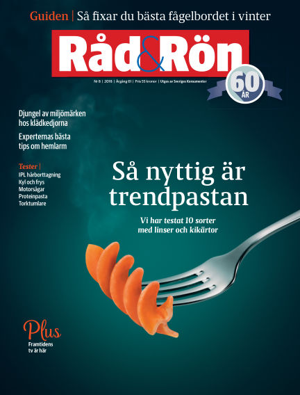 Råd & Rön October 02, 2018 00:00