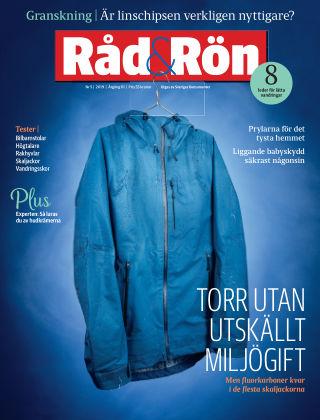 Råd & Rön 2019-06-04