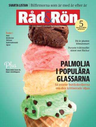 Råd & Rön 2019-07-02