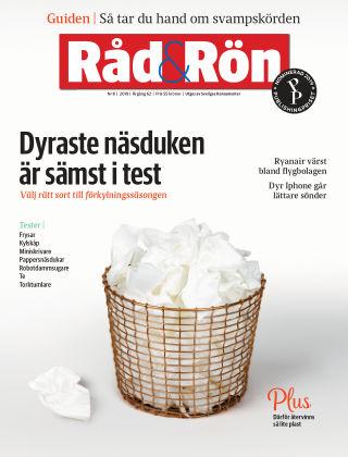 Råd & Rön 2019-10-01