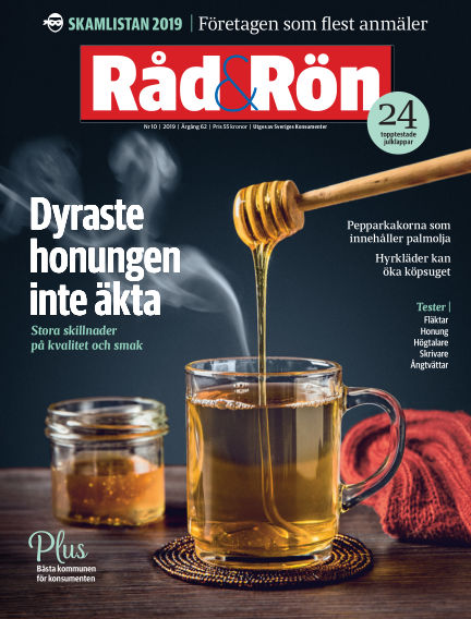Råd & Rön December 04, 2019 00:00
