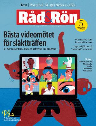 Råd & Rön 2020-06-08