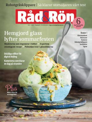 Råd & Rön 2020-07-03