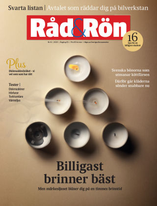 Råd & Rön 2020-10-02