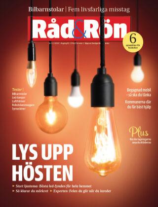 Råd & Rön 2020-11-06