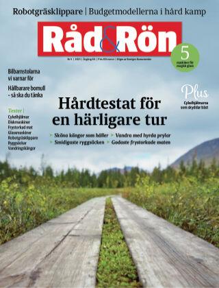 Råd & Rön 2021-06-03