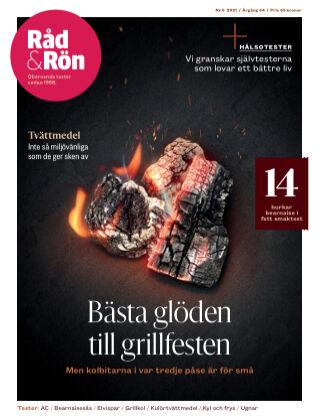 Råd & Rön 2021-07-08