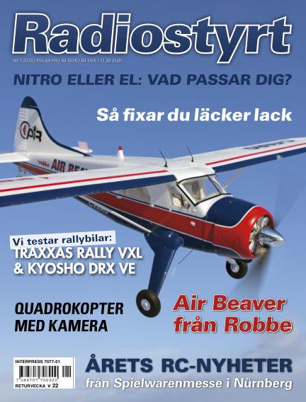 Radiostyrt (Inga nya utgåvor) March 05, 2013 00:00