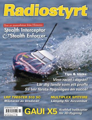 Radiostyrt (Inga nya utgåvor) 2013-07-02