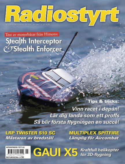 Radiostyrt (Inga nya utgåvor) July 02, 2013 00:00