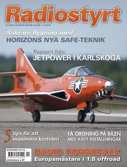 Radiostyrt (Inga nya utgåvor) October 01, 2013 00:00