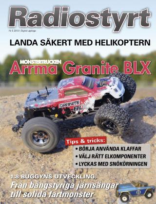 Radiostyrt (Inga nya utgåvor) 2013-11-12
