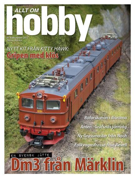 Allt om Hobby (Inga nya utgåvor) December 10, 2013 00:00