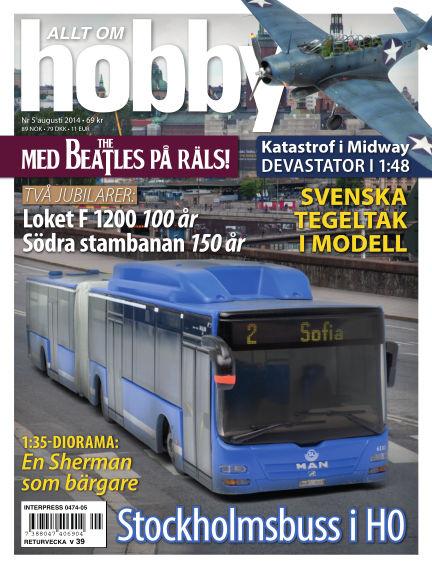 Allt om Hobby (Inga nya utgåvor) July 22, 2014 00:00