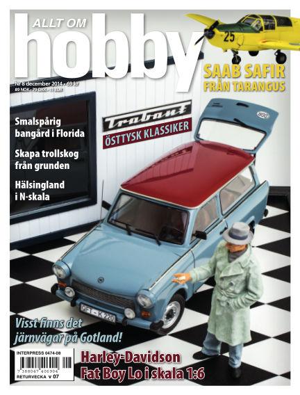 Allt om Hobby (Inga nya utgåvor) December 09, 2014 00:00