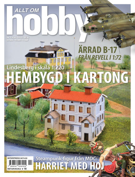 Allt om Hobby (Inga nya utgåvor) March 29, 2016 00:00