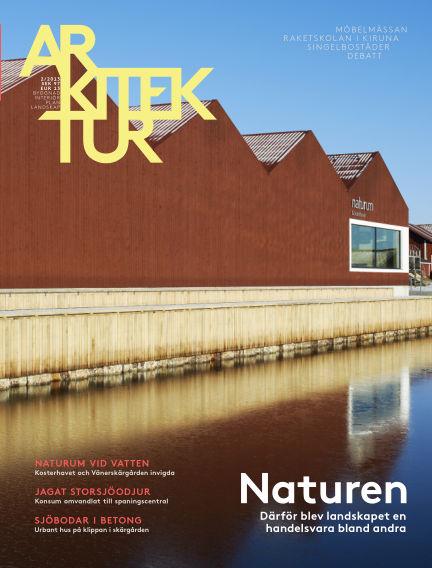 Arkitektur (Inga nya utgåvor) March 21, 2013 00:00
