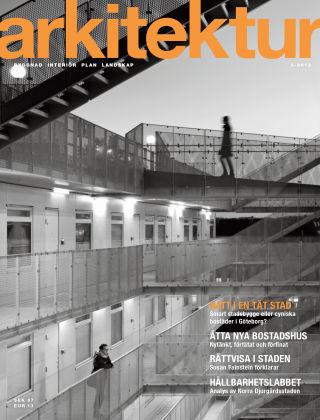 Arkitektur (Inga nya utgåvor) 2012-03-07