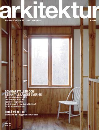 Arkitektur (Inga nya utgåvor) 2012-06-01