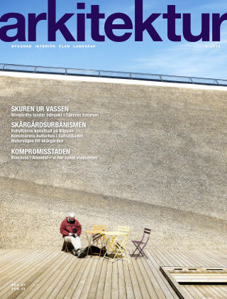Arkitektur (Inga nya utgåvor) 2012-08-23