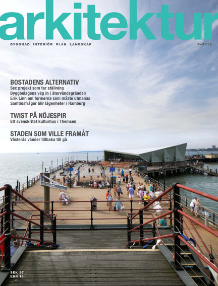 Arkitektur (Inga nya utgåvor) September 27, 2012 00:00
