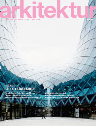 Arkitektur (Inga nya utgåvor) 2012-12-10