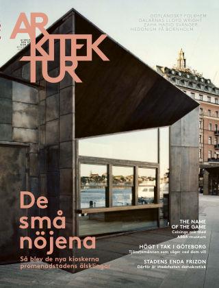 Arkitektur (Inga nya utgåvor) 2013-09-27