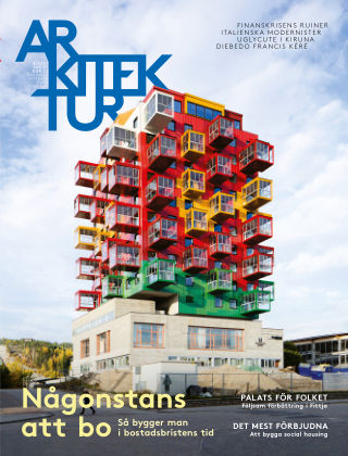 Arkitektur (Inga nya utgåvor) 2013-12-06