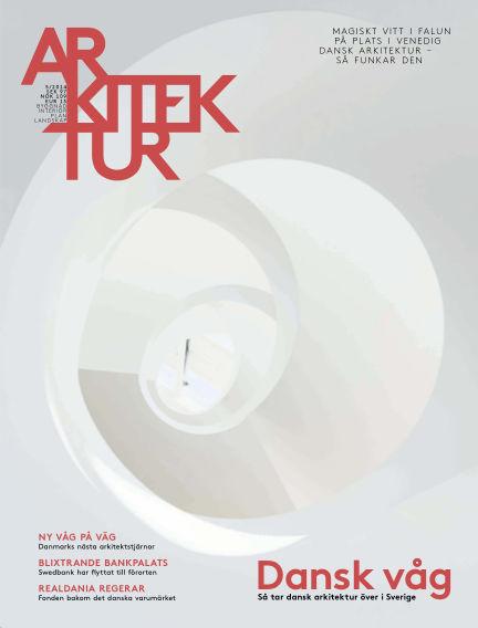 Arkitektur (Inga nya utgåvor) August 22, 2014 00:00