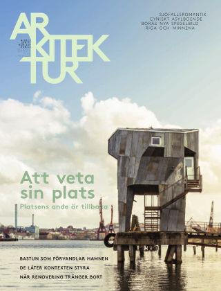 Arkitektur (Inga nya utgåvor) 2015-06-04