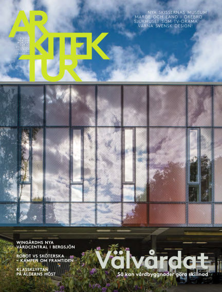 Arkitektur (Inga nya utgåvor) April 21, 2017 00:00