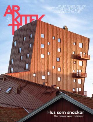 Arkitektur (Inga nya utgåvor) 2018-03-16