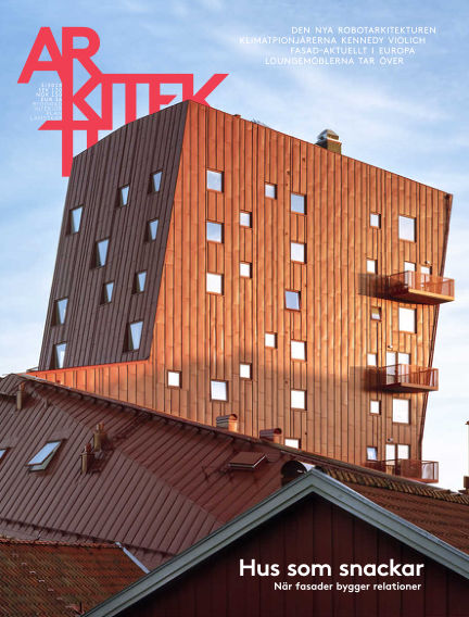 Arkitektur (Inga nya utgåvor) March 16, 2018 00:00