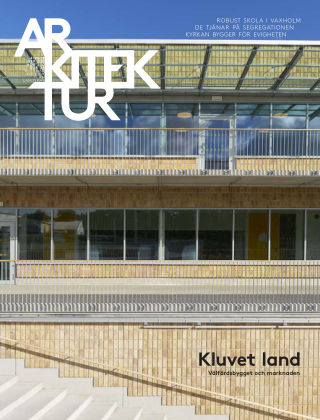 Arkitektur (Inga nya utgåvor) 2018-06-08