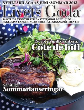 Livets Goda 2013-05-29