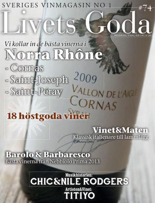 Livets Goda 2013-09-11