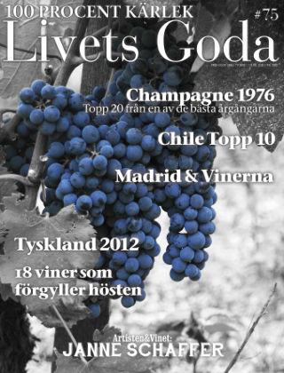 Livets Goda 2013-10-18