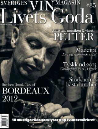 Livets Goda 2014-12-15