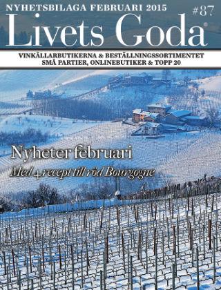 Livets Goda 2015-02-02