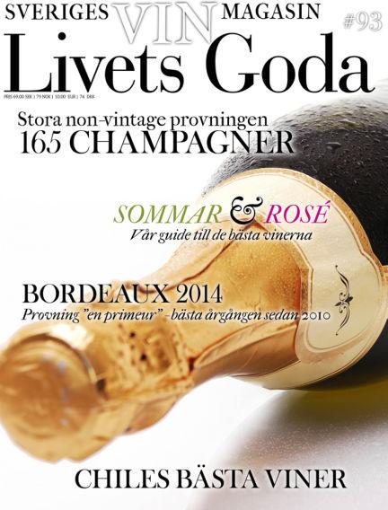Livets Goda June 18, 2015 00:00