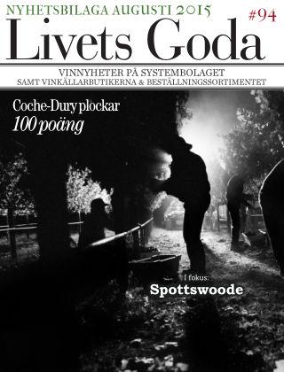 Livets Goda 2015-07-20