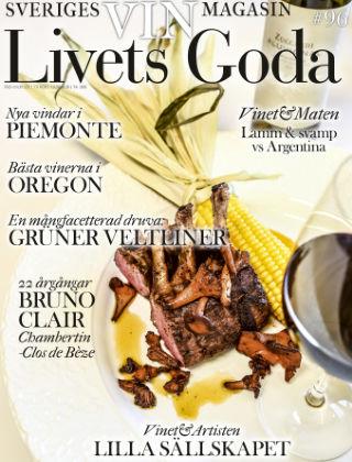 Livets Goda 2015-09-14