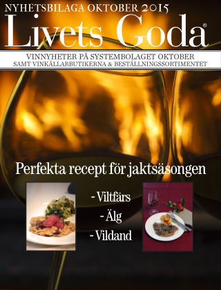 Livets Goda 2015-10-01