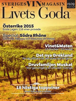 Livets Goda 2016-10-28