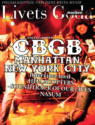 Livets Goda Musik (Inga nya utgåvor) 2013-11-28