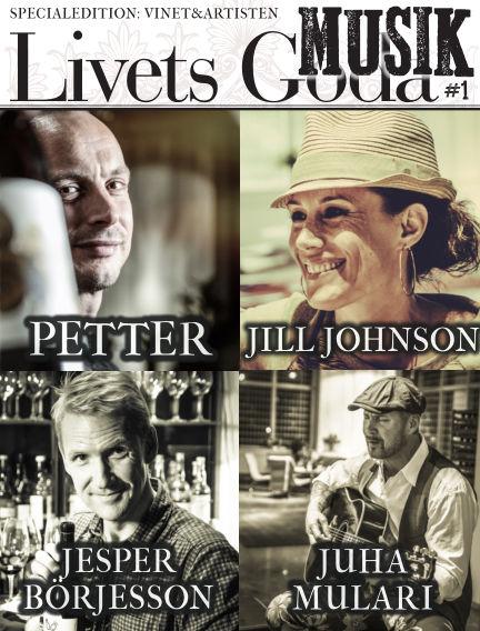 Livets Goda Musik (Inga nya utgåvor) August 06, 2015 00:00