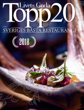 Livets Goda Topp20 2018-05-11