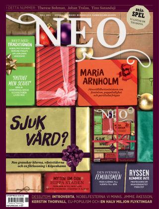Magasinet Neo (Inga nya utgåvor) 2013-12-02